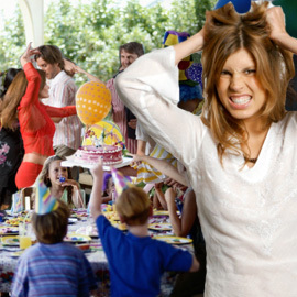 Kids Birthday Parties Protocol - Sign-up For Food? Asking For Specific Gift? What Is Okay?